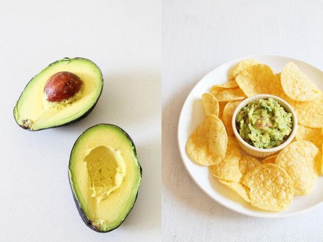 Guacamole Recipe | Mexican avocado dip | Perfect guacamole recipe