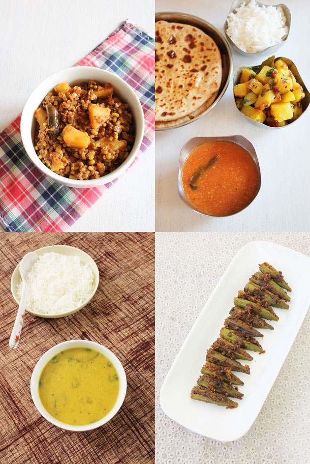 Recipes using Goda masala or kala masala