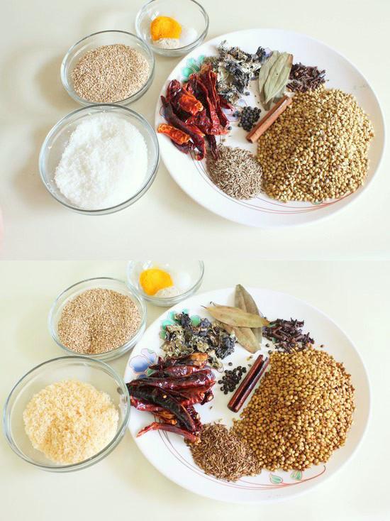 Maharashtrian Goda Masala Recipe   How to make goda or kala masala
