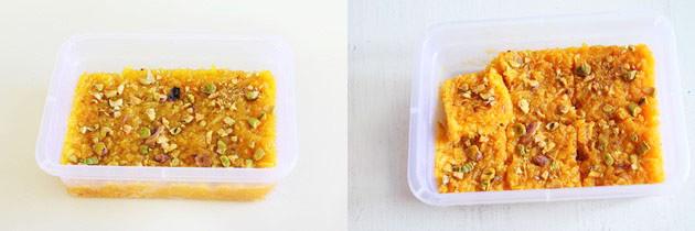 Mango Coconut Burfi Recipe | Mango recipes | Mango Burfi