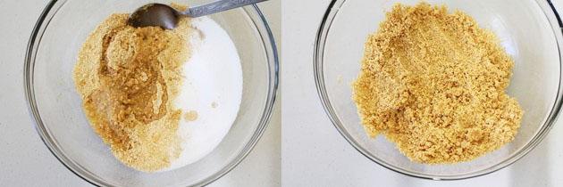 Eggless Mango Cheesecake Recipe   No bake, No gelatin Cheesecake