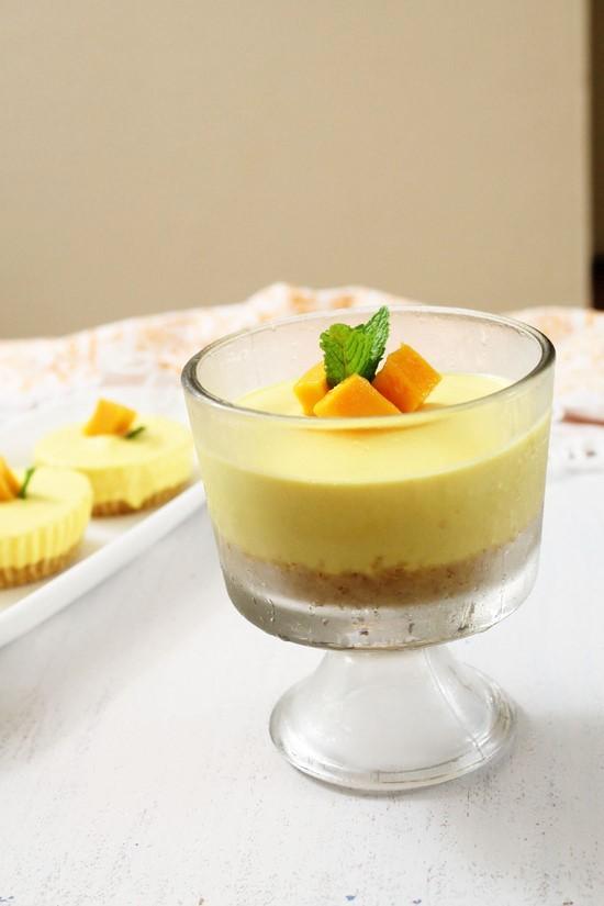 recipe: mango dessert recipe no bake [25]