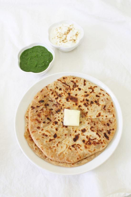 आलू पराठा रेसिपी (Aloo paratha recipe in Hindi), आलू का पराठा बनाने की विधि