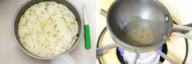 रवा ढोकला बनाने की विधि (Rava Dhokla Recipe in Hindi), सूजी ढोकला रेसिपी