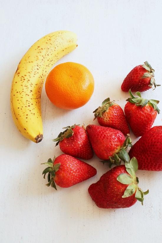 Strawberry Banana Smoothie Recipe | Easy Smoothie Recipe