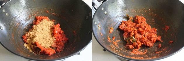 South Indian Tomato Rice Recipe   How to make Thakkali Sadam