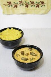 Bhindi Kadhi Recipe | How to make Gujarati Bhinda ni kadhi recipe