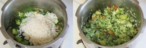 Coriander Rice Recipe | How to make Cilantro rice recipe