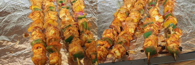 Paneer Tikka Recipe | How to make best paneer tikka recipe