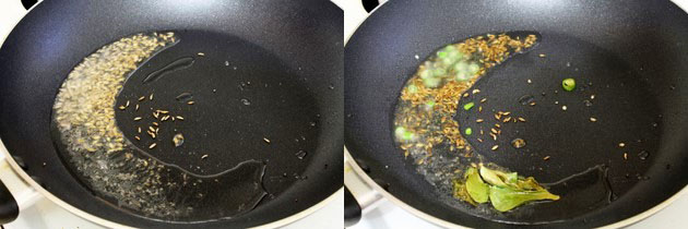 Phodnicha bhaat recipe | Maharashtrian style seasoned rice using leftover