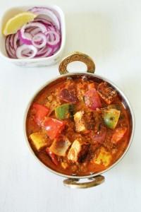 Paneer tikka masala recipe | Restaurant style paneer tikka masala