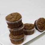 Eggless Buckwheat Banana Muffins Recipe | Muffins for fasting, vrat