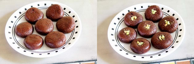 Chocolate Peda Recipe | Easy diwali sweet recipe