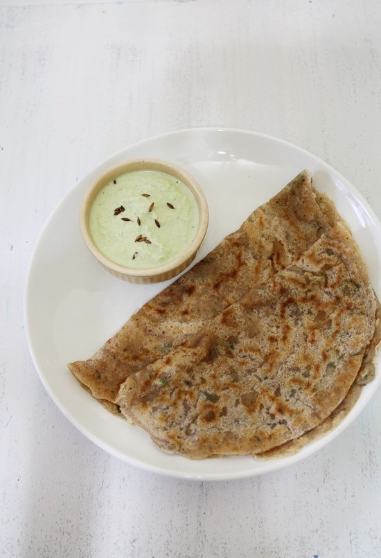 Sabudana dosa recipe | Sago dosa recipe for fast, vrat