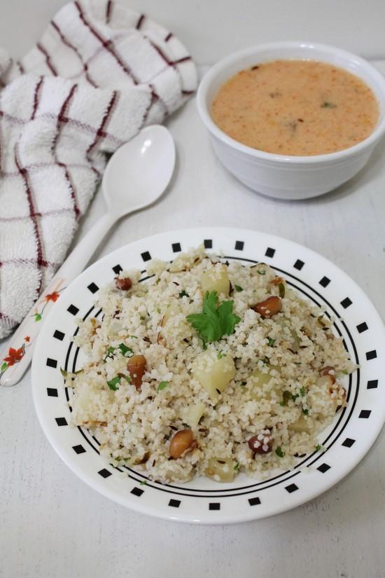 समा के चावल की खिचड़ी (मोरधान रेसिपी)