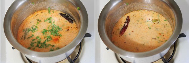 Singhare ki kadhi recipe | Vrat ki kadhi | Fasting recipes