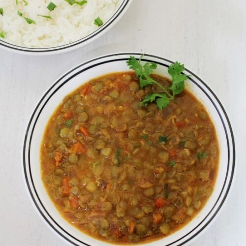 Whole masoor dal recipe (how to make sabut masoor dal recipe)