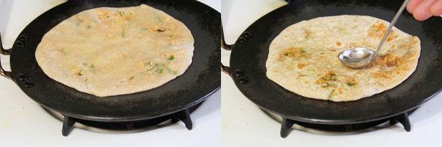 Paneer Paratha Recipe (How to make Punjabi Paneer Paratha)