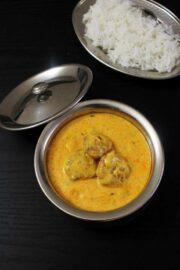 Punjabi Kadhi Recipe   Kadhi Pakora Recipe (Punjabi Kadhi Pakoda)