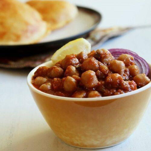 Jain Punjabi Chole Recipe | No onion No garlic Chole Recipe