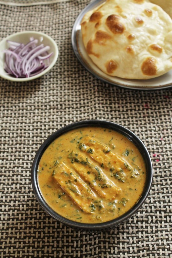 Methi Malai Paneer Recipe | How to make paneer methi malai curry