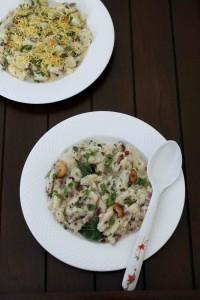 Upma Recipe | Rava Upma Recipe | Quick South Indian Breakfast Recipe