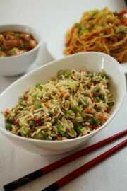 Vegetable Fried Rice Recipe   Veg fried rice   Chinese Fried Rice