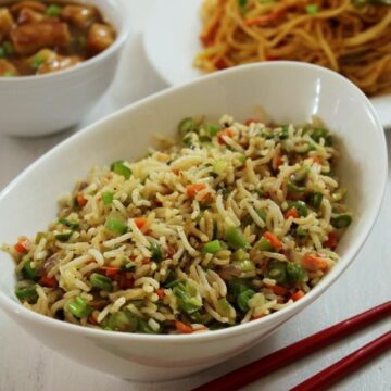 Vegetable Fried Rice Recipe | Veg fried rice | Chinese Fried Rice