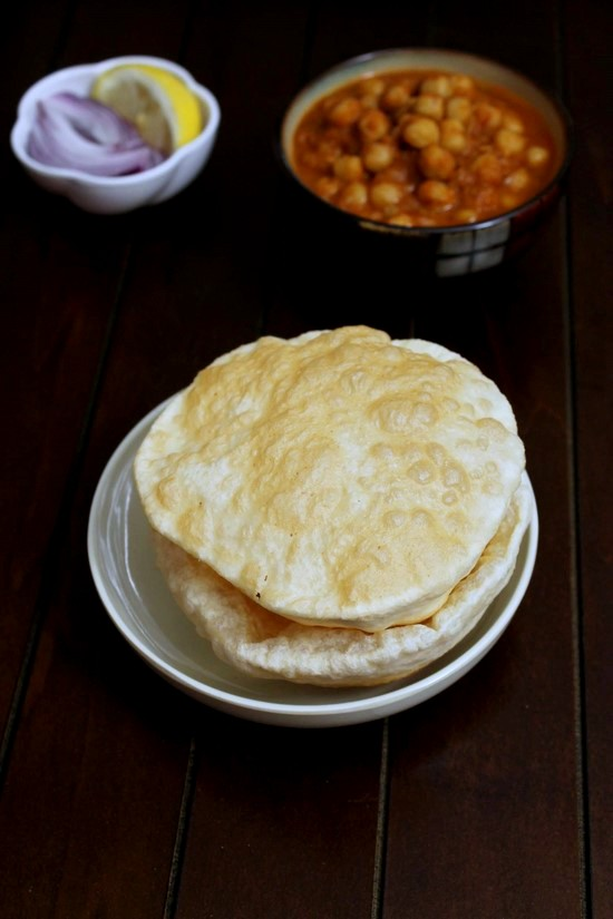 Bhatura Recipe | Bhature Recipe | How to make Bhatura