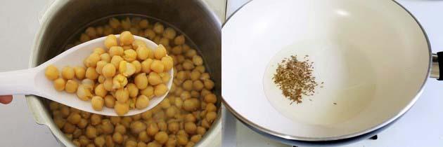 छोले भटूरे बनाने की विधि (Chole Bhature Recipe in Hindi) छोले भटूरा रेसिपी