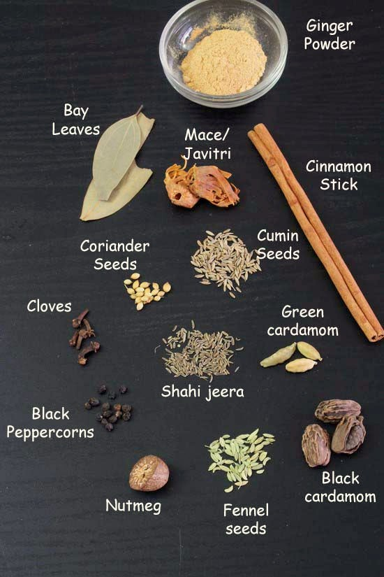 Garam masala powder recipe how to make homemade garam masala garam masala recipe garam masala powder how to make garam masala forumfinder Images