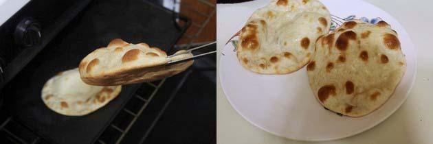 नान रेसिपी (Naan Recipe in Hindi), नान को तवे पर या ओवन में बनाने की विधि