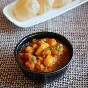 Aloo Puri Recipe   How to make Aloo Puri   Punjabi Aloo Poori