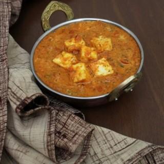 Kadai paneer gravy recipe (Restaurant style)