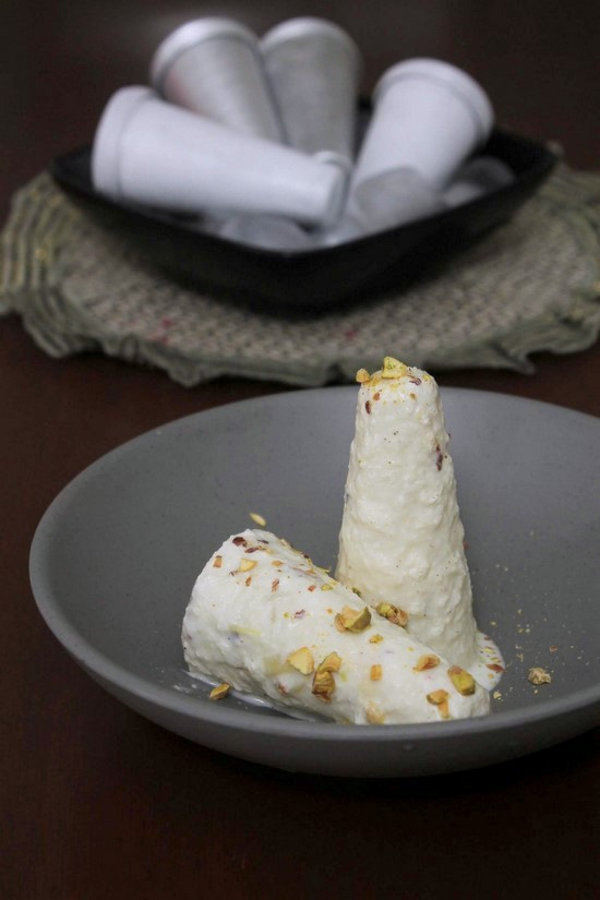 Malai Kulfi Recipe Easy Kulfi Recipe How To Make Malai