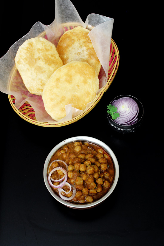 Kabuli Chana Masala Recipe