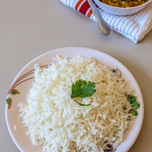 Basmati Rice Recipe   How To Cook Perfect Basmati Rice