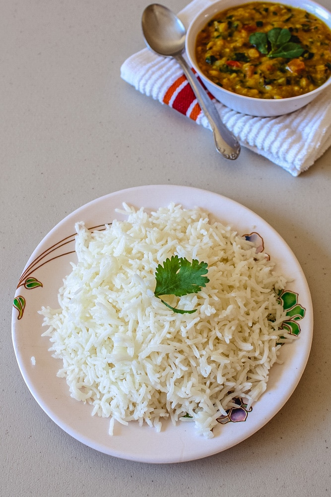 Basmati Rice Recipe | How To Cook Perfect Basmati Rice