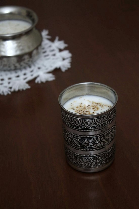 Chaas Recipe | Indian Buttermilk Recipe | How to make chaas