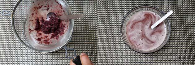 Grape Juice Recipe | How to make homemade grape juice