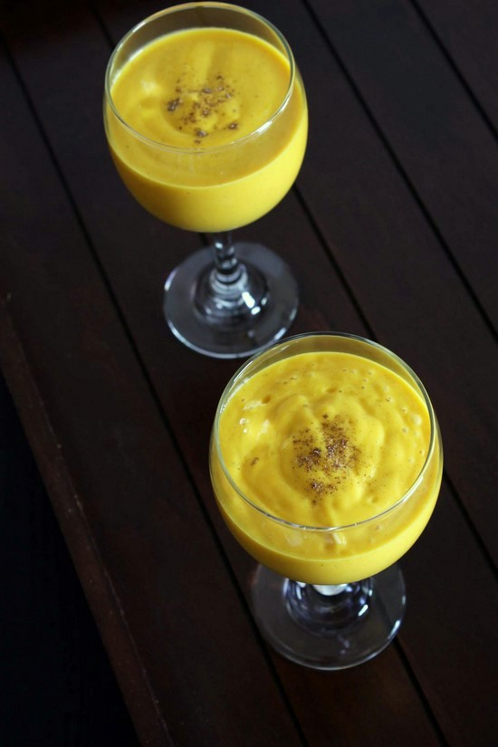 Mango Lassi Recipe | How to make mango lassi