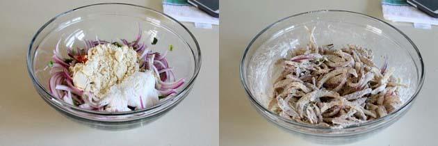 Onion Pakoda Recipe   Kanda bhaji recipe   Onion fritters