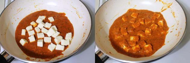 Paneer Makhani Recipe | How to make paneer makhani recipe