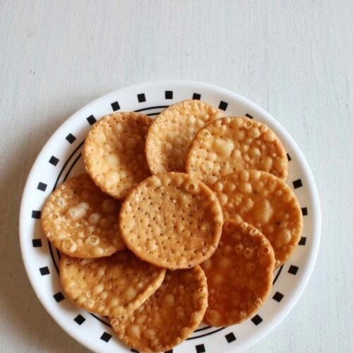 Papdi Recipe | How to make papdi at home