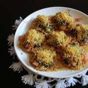 Sev Puri Recipe | How to make sev puri | Mumbai chaat recipe