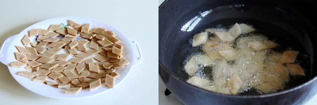 शंकरपाली बनाने की विधि (शक्कर पारा रेसिपी) (Shankarpali recipe in Hindi)