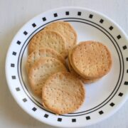 Baked papdi recipe   Homemade oven baked papdi recipe