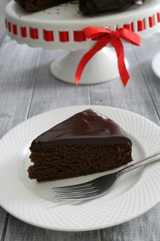 Cake With Chocolate Condensed Milk : Eggless chocolate cake recipe cake recipe with condensed milk