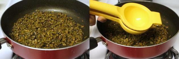 Long beans sabzi recipe | How to make long beans sabzi