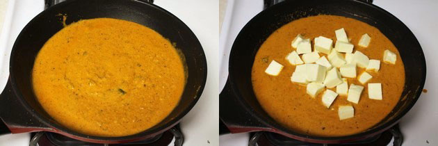 Paneer Lababdar Recipe | Restaurant style paneer lababdar